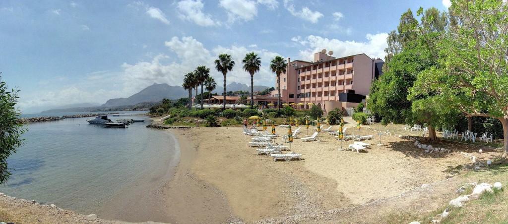 Italian language holiday hotel