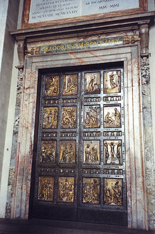 Porta-Santa